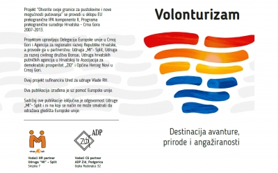 The First Croatian Conference on Voluntourism Held in Dubrovnik
